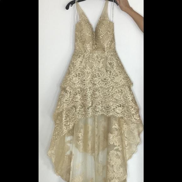 Sherri Hill Dresses & Skirts - Sherri Hill Hi-Low Dress